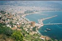 Alanya - Wieza i port