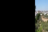 Faliraki - Widok na Faliraki od poludniowej strony