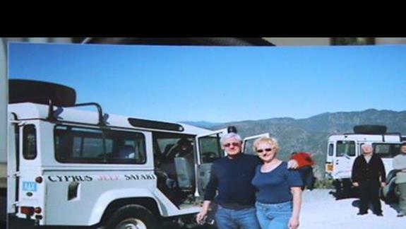 Rajd safari w góry TRODOS