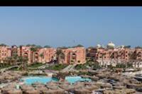 Hotel Albatros Beach Resort - Widok z dachu