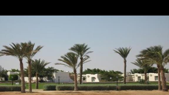 Panorama ośrodka