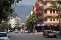 Alanya - ulica w Alanii