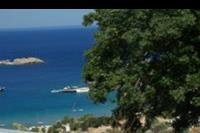 Faliraki - wybrzeze