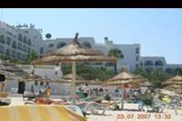 Hotel Marhaba Beach - plaza