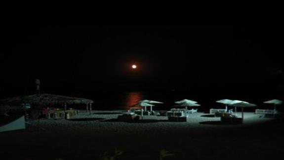 Plaza nocą