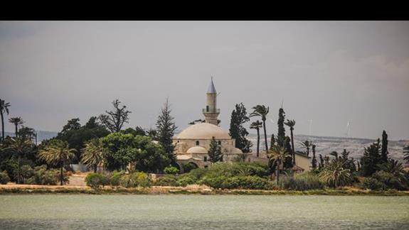 Meczet Hala Sultan Tekke - Larnaka