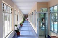 Hotel Santa Lucia le Sabbie D'oro - korytarz