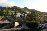 Hotel Santa Lucia le Sabbie D'oro - widok z balkonu