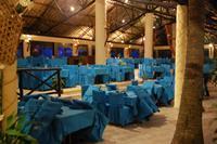 Hotel Baobab Beach Resort & Spa - Restauracja Karibu - kolacja z owocami morza