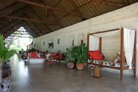 Hotel Baobab Beach Resort & Spa - Swahili Lounge - miejsca do wypoczynku