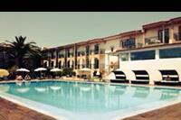 Hotel Zante Park Resort & SPA - BW Premier Collection - Teren nad basenem