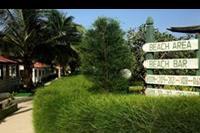 Hotel Holiday Beach Club - Wszechobecna zieleń na terenie hotelu