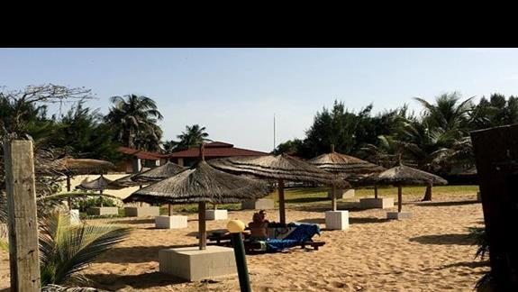 Idealne miejsce na relaks tuż przy plaży