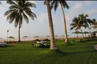 Hotel Hilton Salalah - miejsce do opalania przy plazy