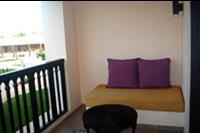 Hotel Rotana Salalah Resort - Balkon w pokoju