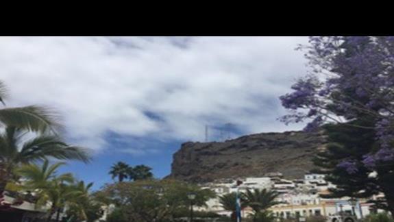 Urocze widoki w Puerto de Mogan