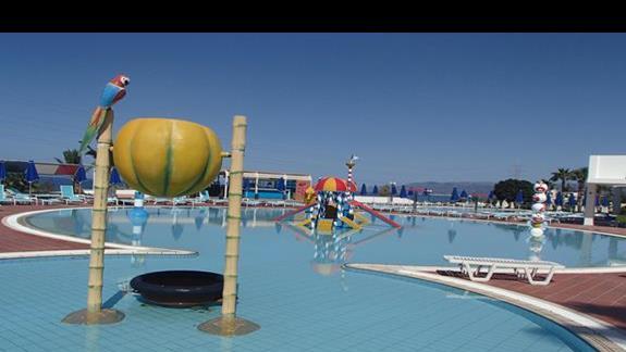 Belvedere Resort brodzik
