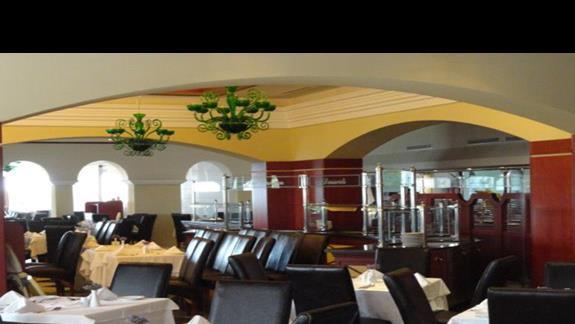 Mitsis Ramira Beach - restauracja