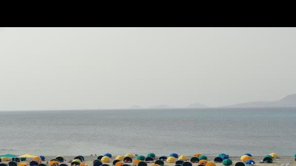 Mitsis Ramira Beach - plaża