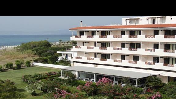 Mitsis Ramira Beach - widok zewnętrzny