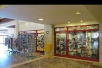 Hotel Best Jacaranda - W lobby znajdują się sklepy  z pamiątkami