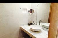 Hotel Mitsis Blue Domes Exclusive Resort & Spa - Wnętrze pokoju w bungalowie w obiekcie Mitsis Blue Domes Exclusive Resort & Spa