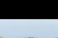 Hotel Mitsis Blue Domes Exclusive Resort & Spa - Plaża przy hotelu Mitsis Blue Domes Exclusive Resort & Spa