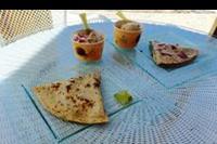 Hotel Mitsis Blue Domes Exclusive Resort & Spa - Pyszne naleśniki oraz lody z restauracji tematycznej przy basenie w obiekcie Mitsis Blue Domes Exclusive Resort & Spa