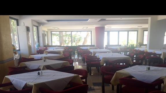 Restauracja w hotelu Apollon