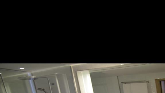 Lazienka w pokój junior suite