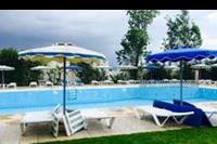 Hotel Lymberia - Teren basenu w hotelu Lymberia