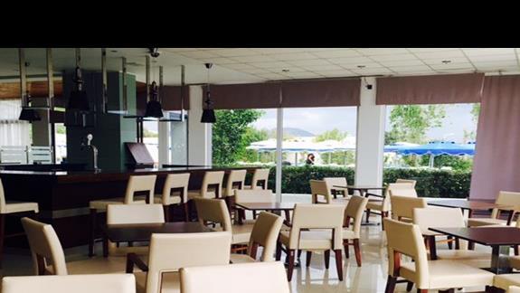 Restauracja w hotelu Lymberia