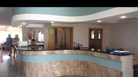 Kavros Beach lobby