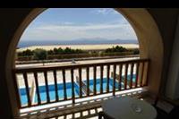 Hotel Mitsis Blue Domes Exclusive Resort & Spa - Mitsis Blue Domes - widok z pokoju