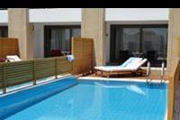Hotel Mitsis Blue Domes Exclusive Resort & Spa - Mitsis Blue Domes - prywatny basen