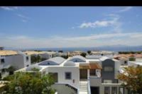 Hotel Mitsis Blue Domes Exclusive Resort & Spa - Mitsis Blue Domes - Widok na Nisiros