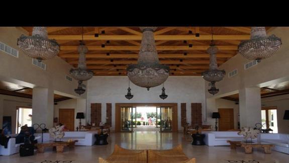 Mitsis Blue Domes - lobby