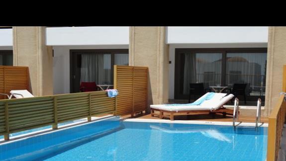 Mitsis Blue Domes - prywatny basen