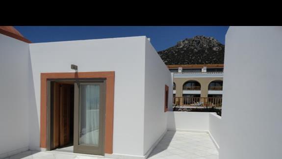 Mitsis Blue Domes - balkon