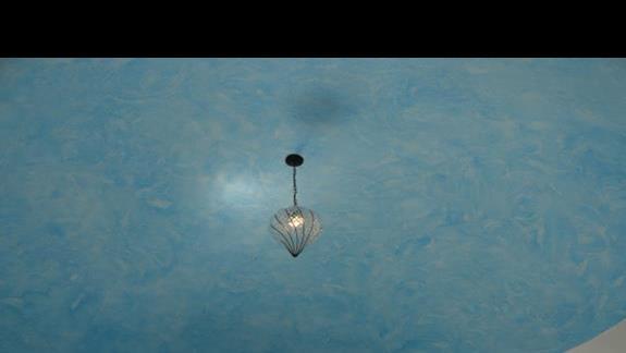 Mitsis Blue Domes - imitujący niebo sufit