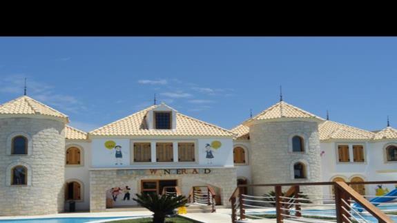 Mitsis Blue Domes - Miniklub dla dzieci