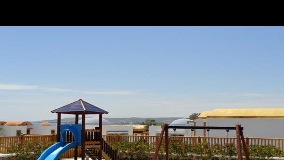 Mitsis Blue Domes - plac zabaw