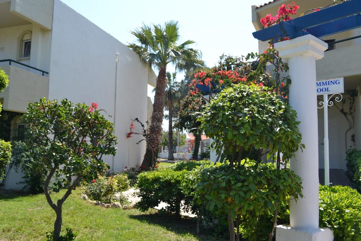 Hotel Filerimos Village - Wygląd z zewnątrz