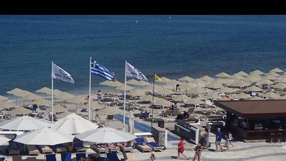 Creta Maris Beach Resort plaża