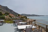 Hotel Ilyssion - Taras