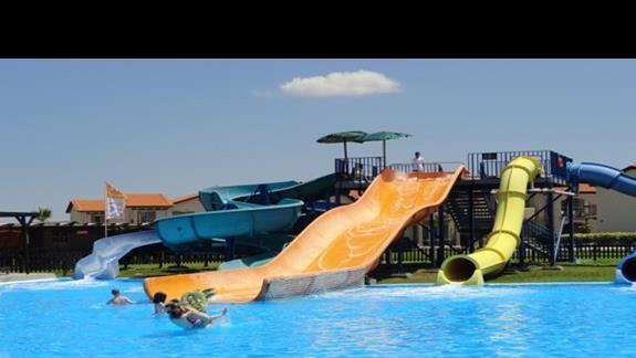 Labranda Marine Aquapark - zjeżdżalnie wodne
