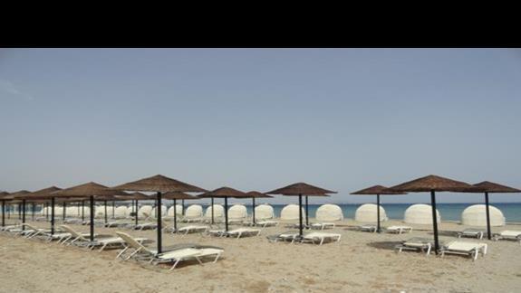 Kipriotis Village - plaża