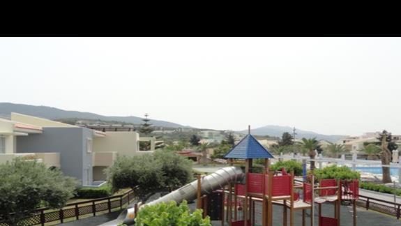 Kipriotis Village - plac zabaw
