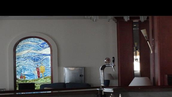 Kipriotis Panorama & Suites - bar przy lobby