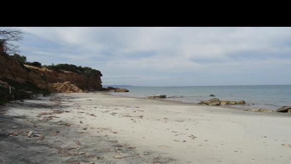 Ammos - plaża